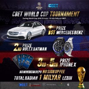 CBET World Cup Tournament